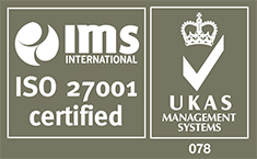 IMS 27001 Certified